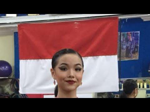 Dance   Indonesia - Evelina Effendi 7.2   HUT NKR