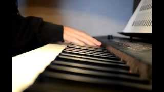 Kavinsky - Nightcall - Drive Movie Soundtrack - Piano Cover