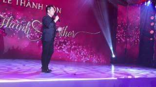 Bằng Kiều hát tặng Trấn Thành và Hari Won trong lễ cưới
