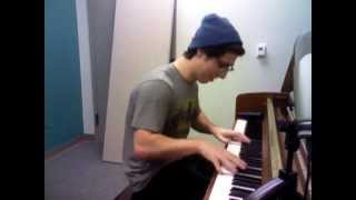 Hallelujah I love Her So - Ray Charles Piano Cover