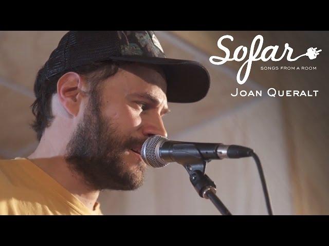 Video de Joan Queralt en Sofar.