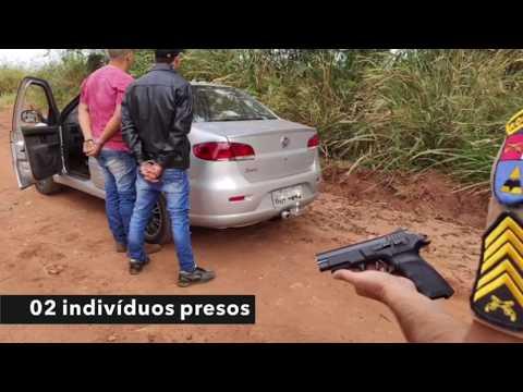PRE de Cianorte apreende arma de fogo e dois masculinos - Cidade Portal