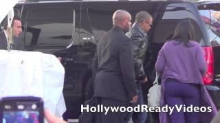 Ludacris Arrives to the 2012 American Music Awards at LA Live!