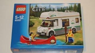 Lego City 2014 - 60057 Camper Van!