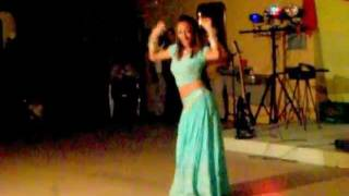 Nadia From VDA  Old Is Gold Dance