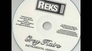 Reks - Say Goodnight (Official Instrumentals)