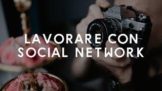 LAVORARE come FOTOGRAFO grazie ai SOCIAL NETWORK - Tutorial fotografia