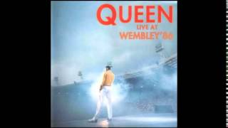Queen - I Want To Break Free - Live at Wembley 12-07-86