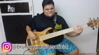 FORRÓ NO BAIXO - TE ASSUMI PRO BRASIL - BRUNO GUIMARÃES (WESLEY SAFADÃO) BASS COVER