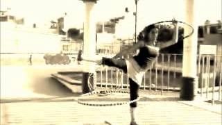 hula hoop serebro