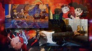 7 -SEVEN - Nanatsu No Taizai (Ending 1) - Guitar Cover by JP