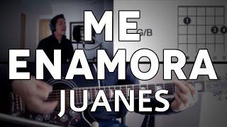 Me Enamora Juanes Tutorial Cover - Guitarra [Mauro Martinez]
