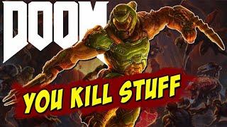 Critique of Doom Eternal   CryMor
