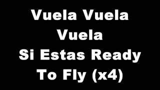 Ready To Fly Letra - Dalmata