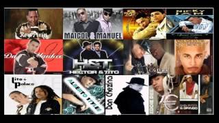 Bandolera - Julio Voltio feat La Hill (reggaeton underground)