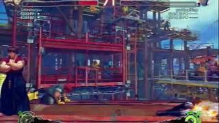 Cooliex Presents: SSF4 Ryu (Umeshoryu-) vs C.Viper (porkloafking)