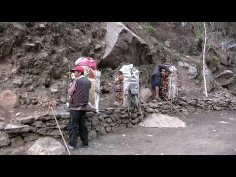 Annapurna Circuit – Dag 04 – Jagat – Dharapani