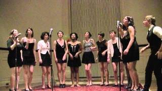 Groove a cappella - Call Your Girlfriend (Robyn/Erato), 2012