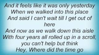 Dave Matthews Band - The Graduation Song Lyrics