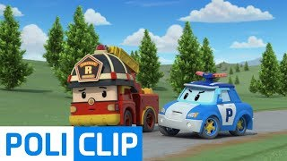 What is this sound? | Robocar Poli Rescue Clips