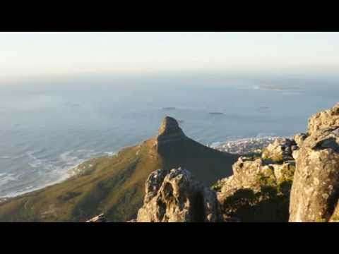 the Best of Cape Town – Sunset view from Table Mountain
