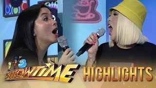 Vice Ganda and Mariel fight over their houses   It's Showtime KapareWho