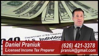Daniel Income Tax
