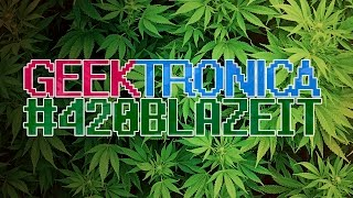 4/20 Special // Smoke Weed Everyday [Geektronica Synth Cover]