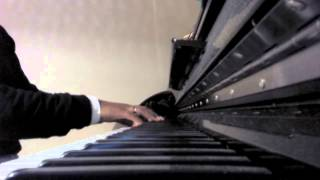 The Cinematic Orchestra - To Build a Home (Piano Solo Cover)