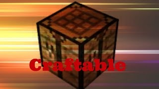 ♪ Minecraftable | Minecraft Parody | Lyrics