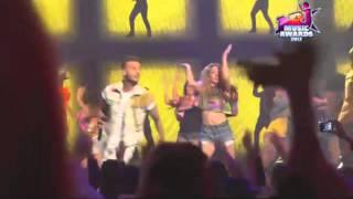 M pokora- A nos actes manques (live 2012 - Nrj Music Awards)