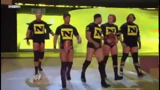 The Nexus WWE Entrance