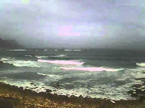 Timelapse Video – Glen Beach – 11/09/2011
