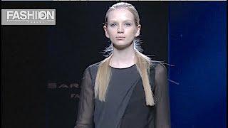 SARA COLEMAN Fall 2012 2013 Madrid - Fashion Channel