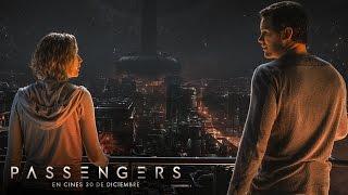 "PASSENGERS. Vlog ""Lightbox"". En cines 30 de diciembre."