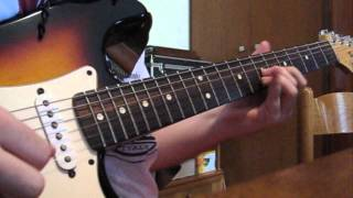 Talk Dirty to Me  - Poison(#32 Guitar Solo Cover)