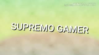 Minha nova intro do canal by :Bernardo Gamer Link na descrição