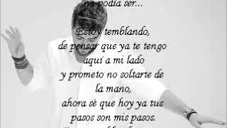 Antonio Orozco - Temblando (Letra)