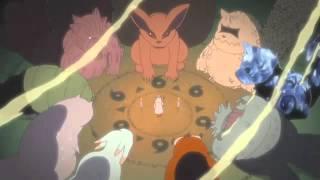 Sasuke, Naruto, and Might guy vs Six Paths Madara /AMV\