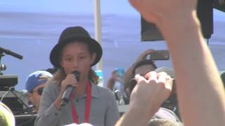 Grouch's Daughter Does Alphabet Aerobics (Live at Hiero Day 2016)