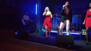 FreeZapping feat Nanà Petrossi - The Time Of My Life Live @HD Music Farm