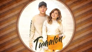 Ella Cruz and Julian Trono — Tumalon [Official Lyric Video]