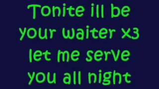 jeremih waiter lyrics