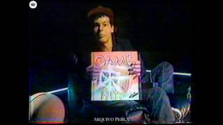 Comercial do LP 'Game hits' (1983)