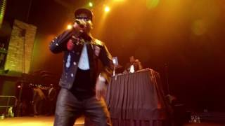 IKON ENTERTAINMENT PRESENTS YOUNG JEEZY ON THE TRAP OR DIE 3 TOUR