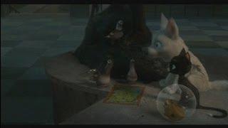 Bolt Barking at the Moon (Spanish)