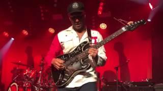 AudioSlave - Cochise, Chris Cornell, Tom Morello, Live, Teragram Ballroom, L.A. 1/20/17, Up Close