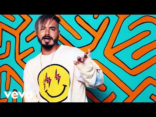 Videoclip de la canción Mi Gente de J Balvin