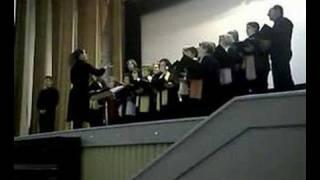 Coro Banda Alpiarcense 1º Dezembro