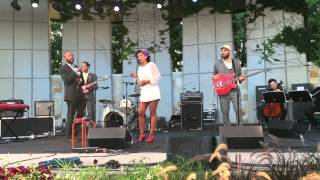 """Vox Vidorra covers """"Eleanor Rigby"""" by The Beatles. 7/28/15 @ Meijer Gardens Amphitheater"""